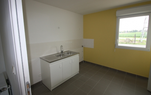 Construction de 8 Logements à Condé sur Marne (Intérieur)