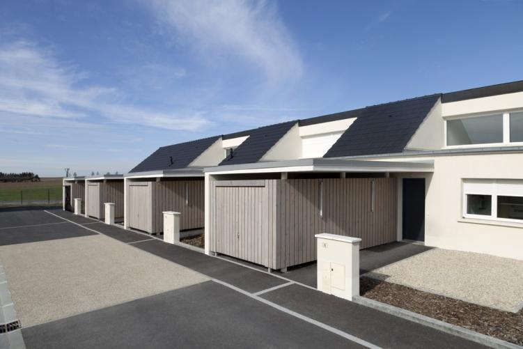 Construction de 8 Logements à Condé sur Marne