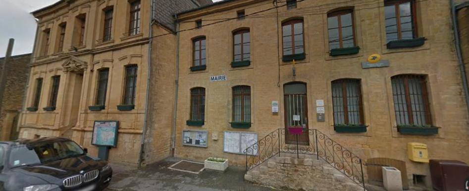Renovation mairie boulzicourt